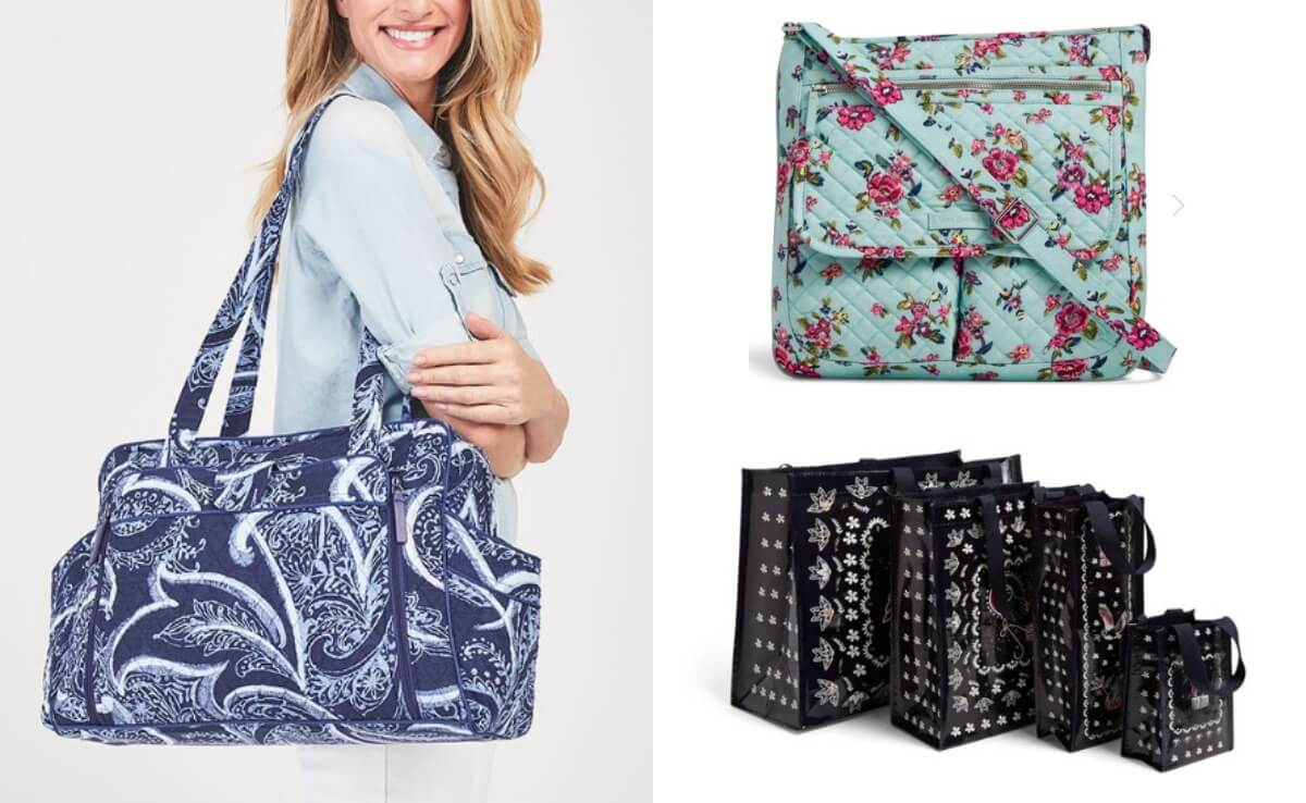 Vera Bradley 50% Off Winter Sale + Free Shipping!  2af9a9120967a