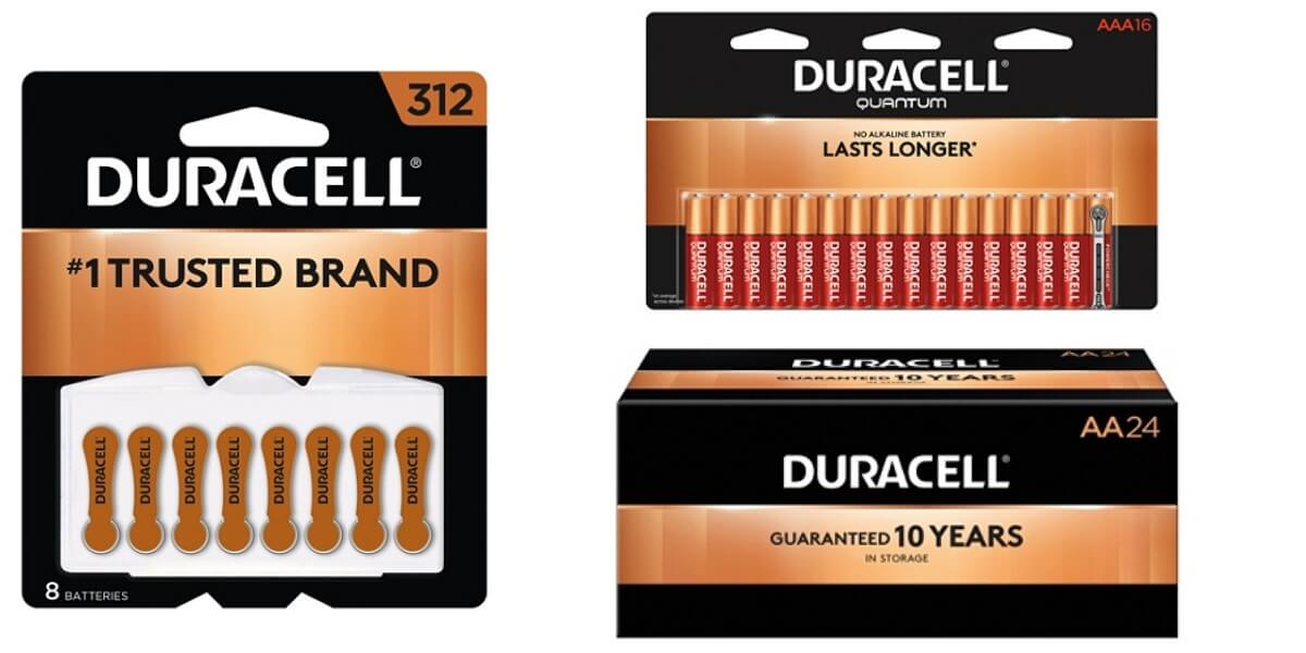 Duracell Coupons January 2019