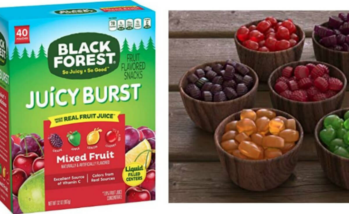 Black Forest Coupons January 2019