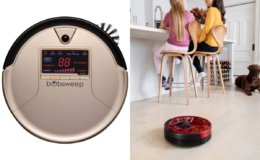 bObsweep - Bob PetHair Self-Charging Robot Vacuum & Mop $179.99 (Reg. $669.99) - Great Ratings!