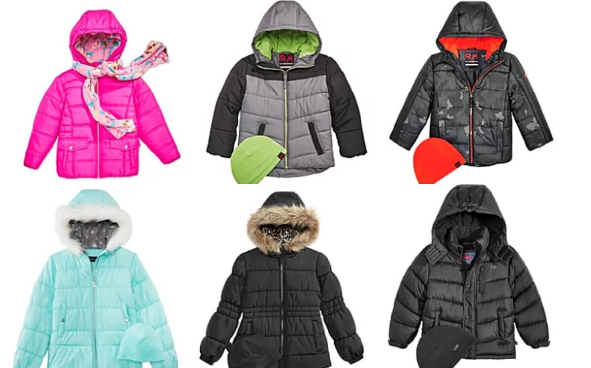 9372cf83f0c40 Kids' Puffer Jackets just 2 for $28.97 {$14.47 each} at Macy's (Reg. $85)
