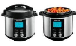 Gourmia 8-Quart Pressure Cooker Only $49.99 (Reg. $99.99)