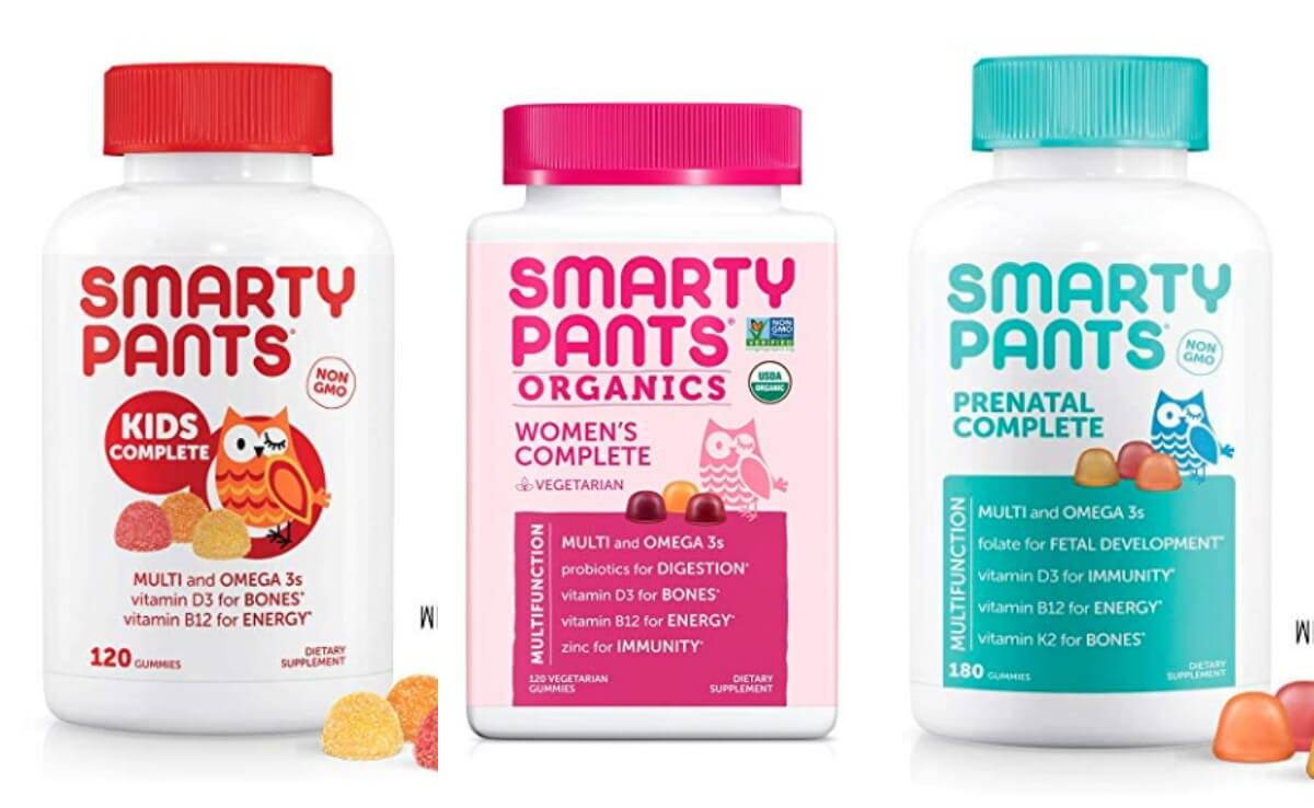 Smarty Pants Coupons January 2019