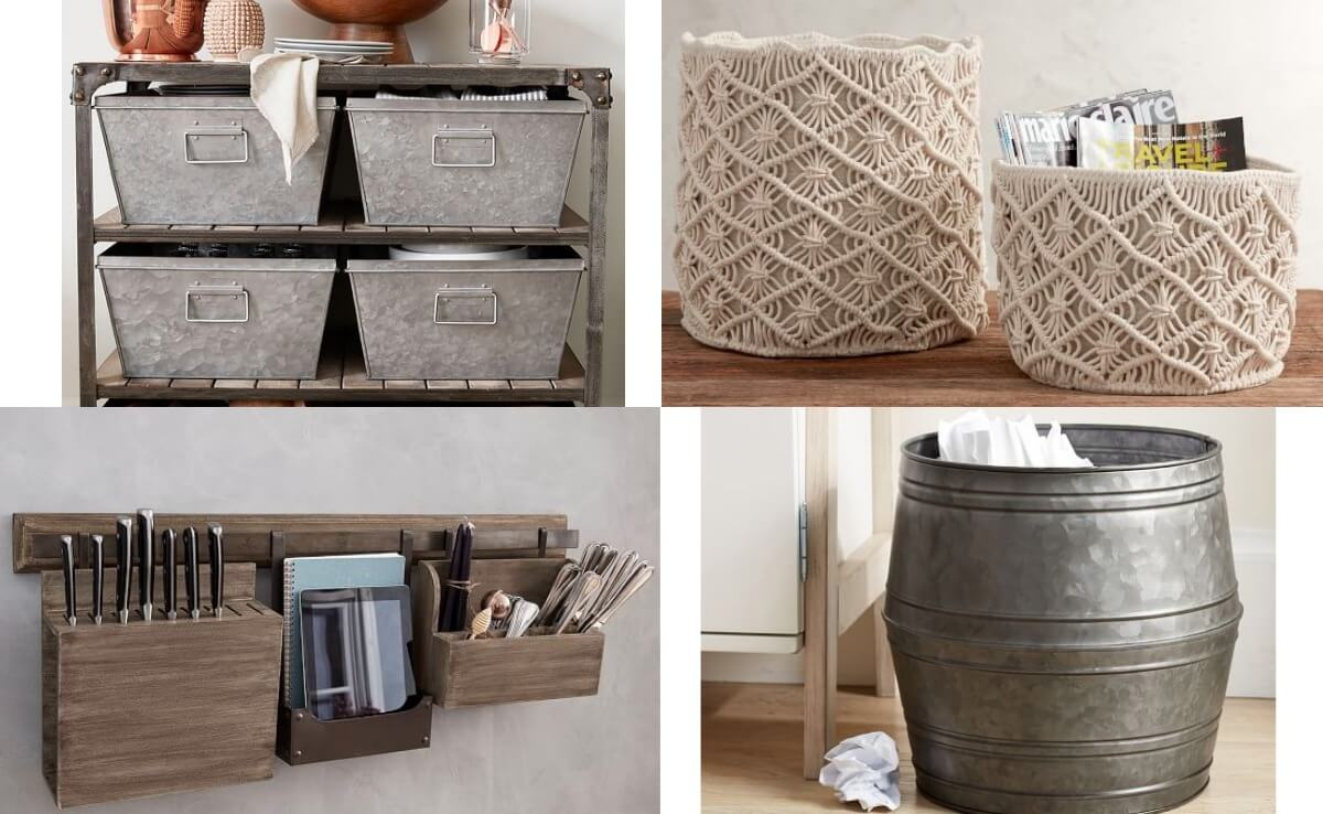 Pottery Barn Clearance January 2019