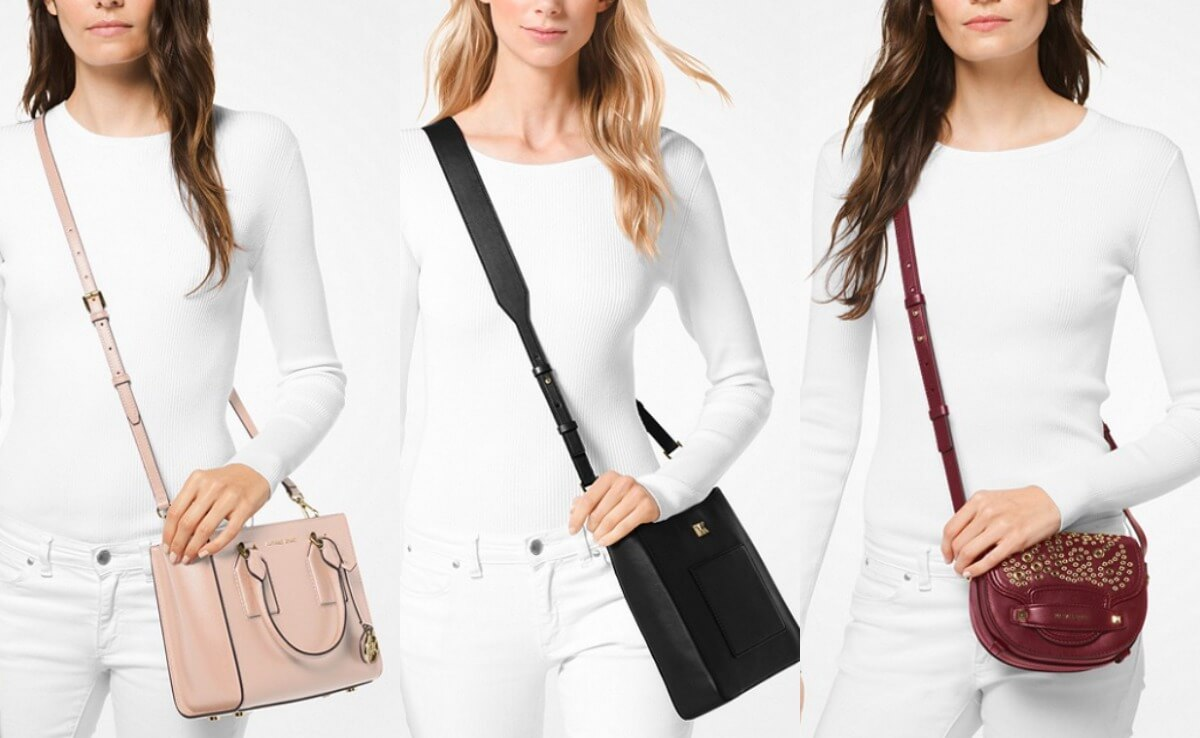87e63092c2 Michael Kors Semi-Annual Sale - Up to 70% off Handbags