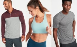 Get 50% off All Old Navy Activewear