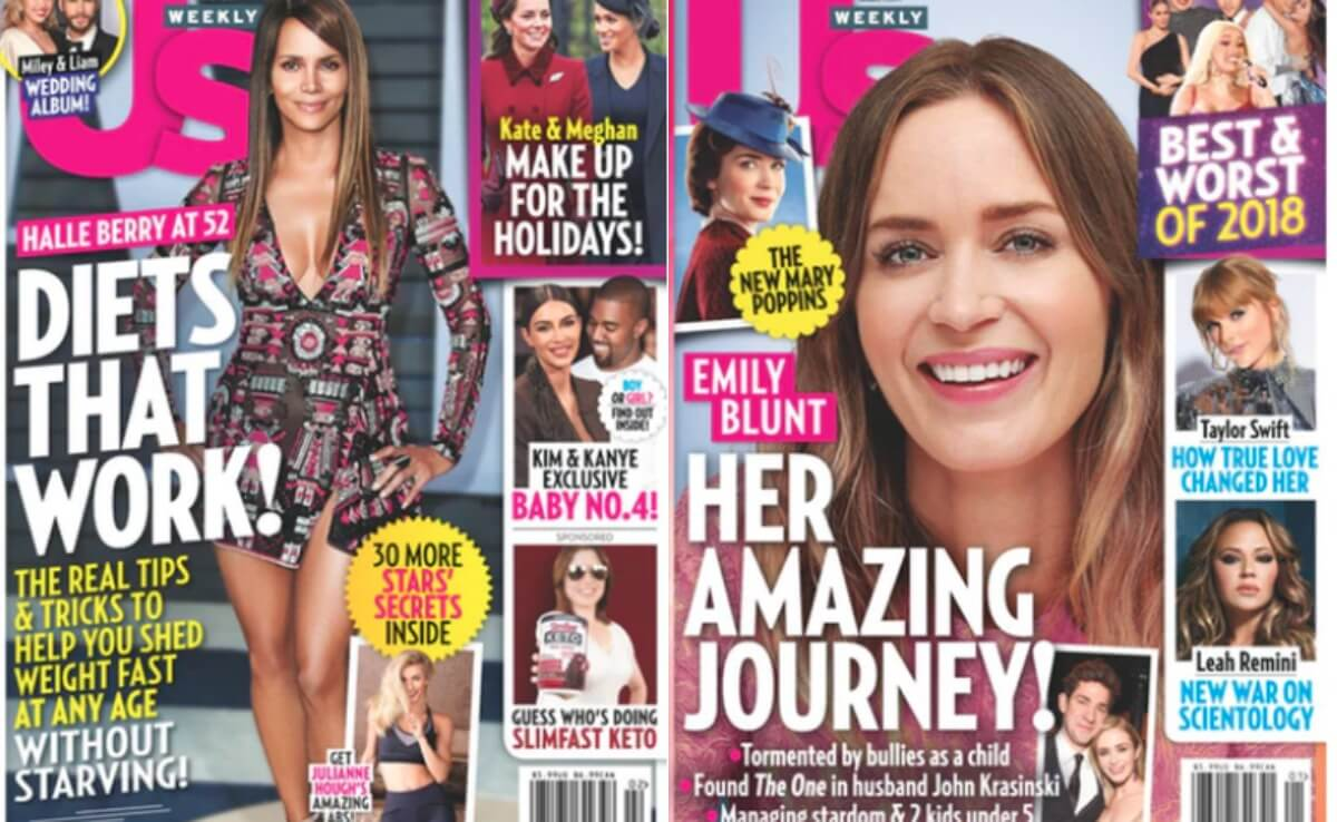 US Weekly Magazine Deal January 2019