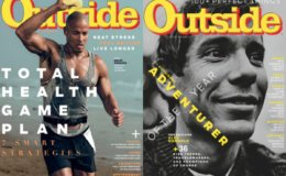 Outside Magazine For Just $4.99 per Year!