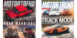 Motor Trend Magazine $4.95/Year