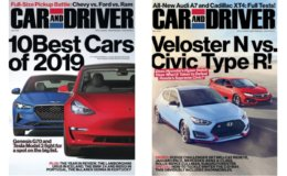 Car & Driver Magazine For Just $4.85 per Year!