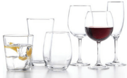 Martha Stewart 12 Piece Glassware & Tumbler Sets $9.99 (Reg. $30)