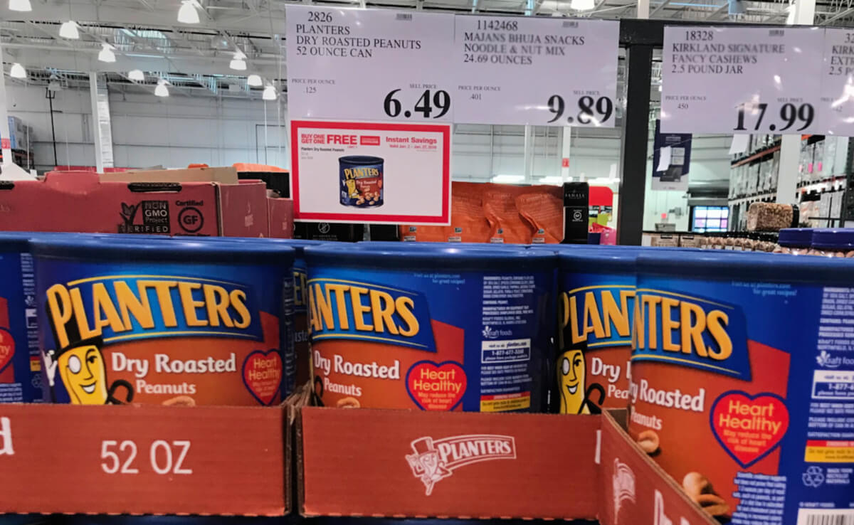 Planters Coupons January 2019