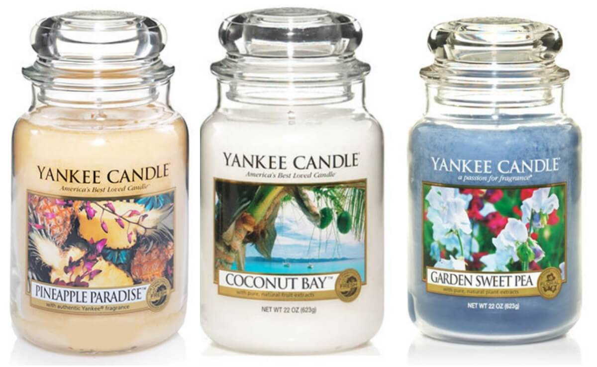 Yankee Candle Coupons January 2019