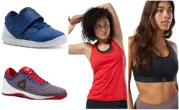 Extra 50% off Sale Items at Reebok + Shorts Starting at $8.50