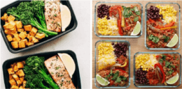 10 Easy Meal Prep Recipes to Make your Week Smoother