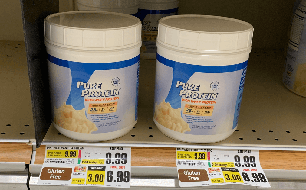 Pure Protein Coupon January 2019