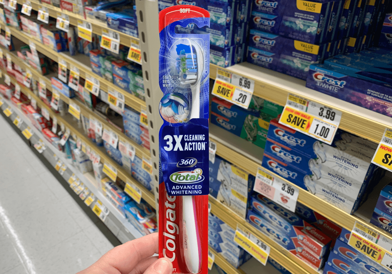 Colgate Toothbrush Coupons January 2019