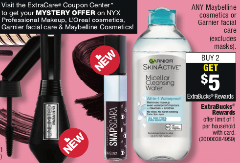 Maybelline Coupons January 2019