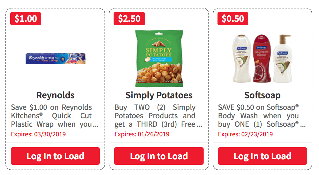 ShopRite Digital Coupons 01/20/19