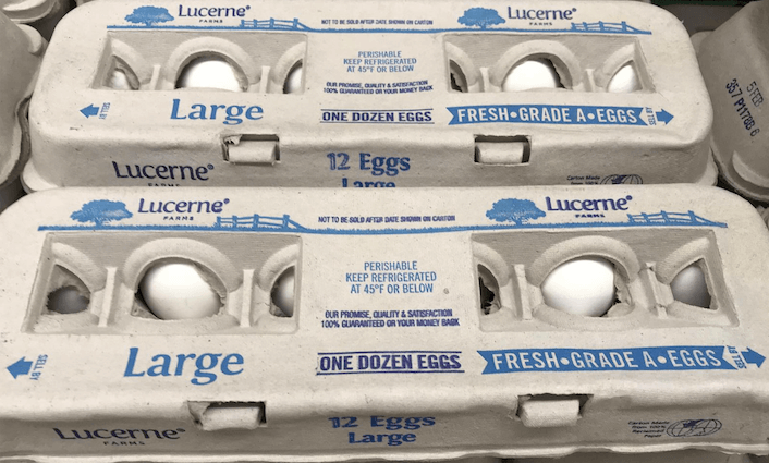 Eggs Coupons January 2019