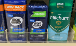 Right Guard Sport Deodorant Just $0.75 at Dollar General!