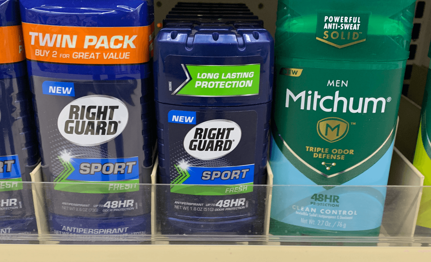 Right Guard Sport Deodorant Coupon