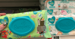 Pampers Baby Wipes as low as $1.50 at Stop & Shop and Giant