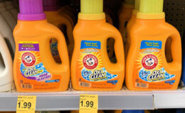 Arm & Hammer Laundry Detergent - Buy 1, Get 1 FREE at Walgreens!