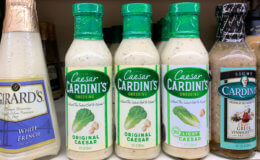 New $1/1 Caesar Cardini's Salad Dressing Coupon & Deals