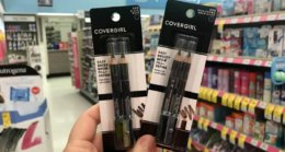 Money Maker + 3 FREE CoverGirl Easy Breezy Brow Pencils at CVS!