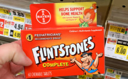 Today's Top New Coupons - Save on Flintstones &  ONE A DAY Vitamins