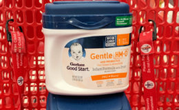 Save $5 on Gerber Baby Formula - Big Savings at Target & Walmart