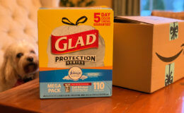 Save $3 on Glad Trash  Bags + Great Deals at ShopRite, Walmart & More