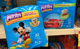 Huggies Pull-Ups as Low as $1.93 at CVS! {Ibotta Rebate}