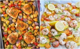 10 Simple and Easy Sheet Pan Dinner Recipes