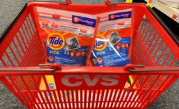 Tide Pods as Low as $1.00 at CVS!