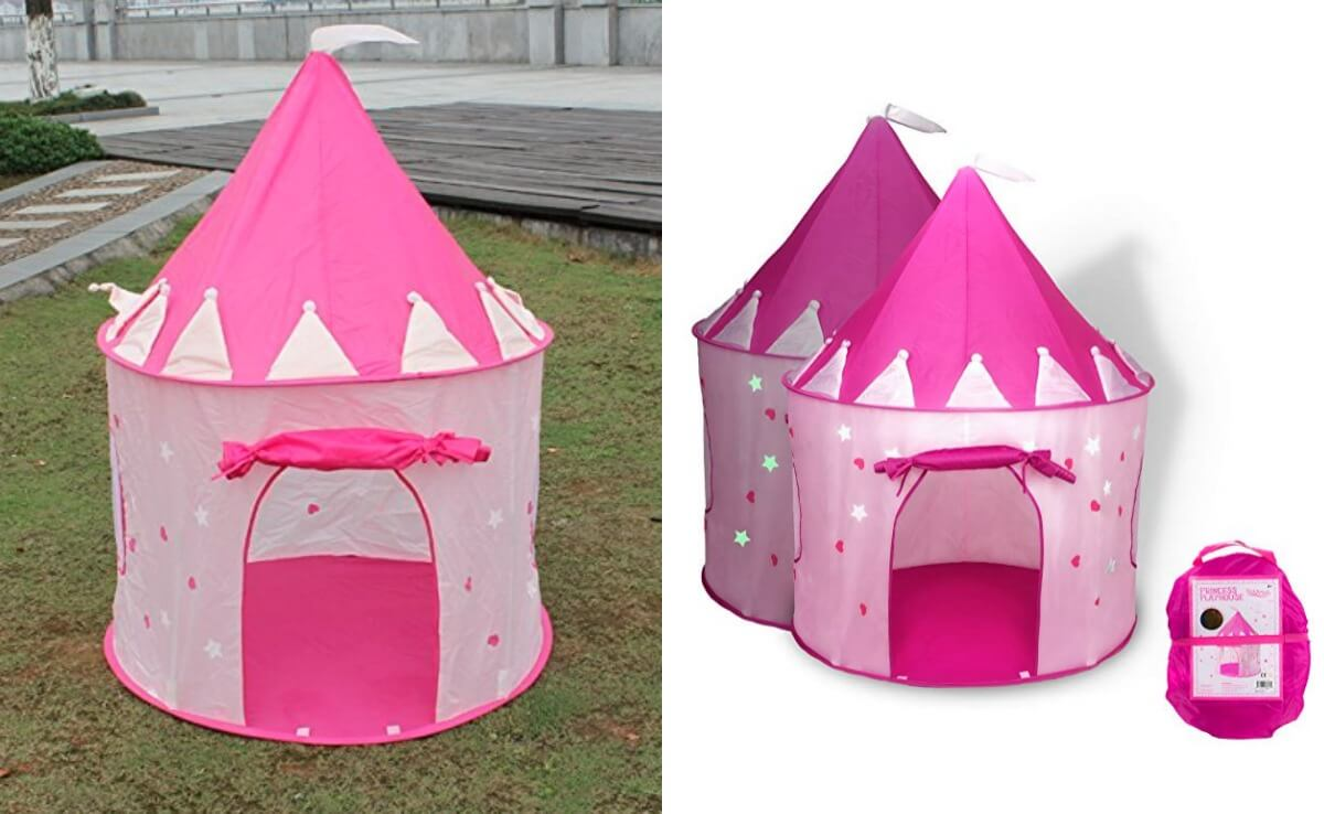 Play Tent Coupon February 2019