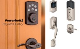 Up to 43% off Select Smart Door Locks and Hardware at Home Depot