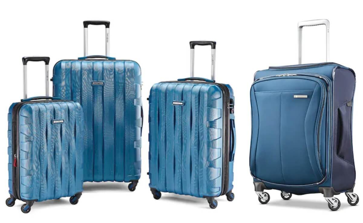 e468a67f3 Hot Deal on Samsonite Luggage at Kohls with Stacking Coupons + .