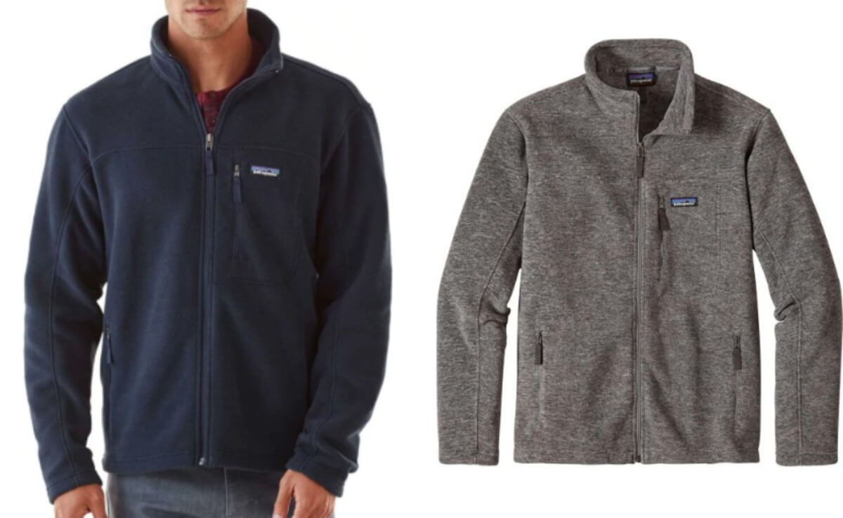 ee97a9d13 Patagonia Men's Classic Synchilla Fleece Jacket $69.30 (Reg. $99 ...