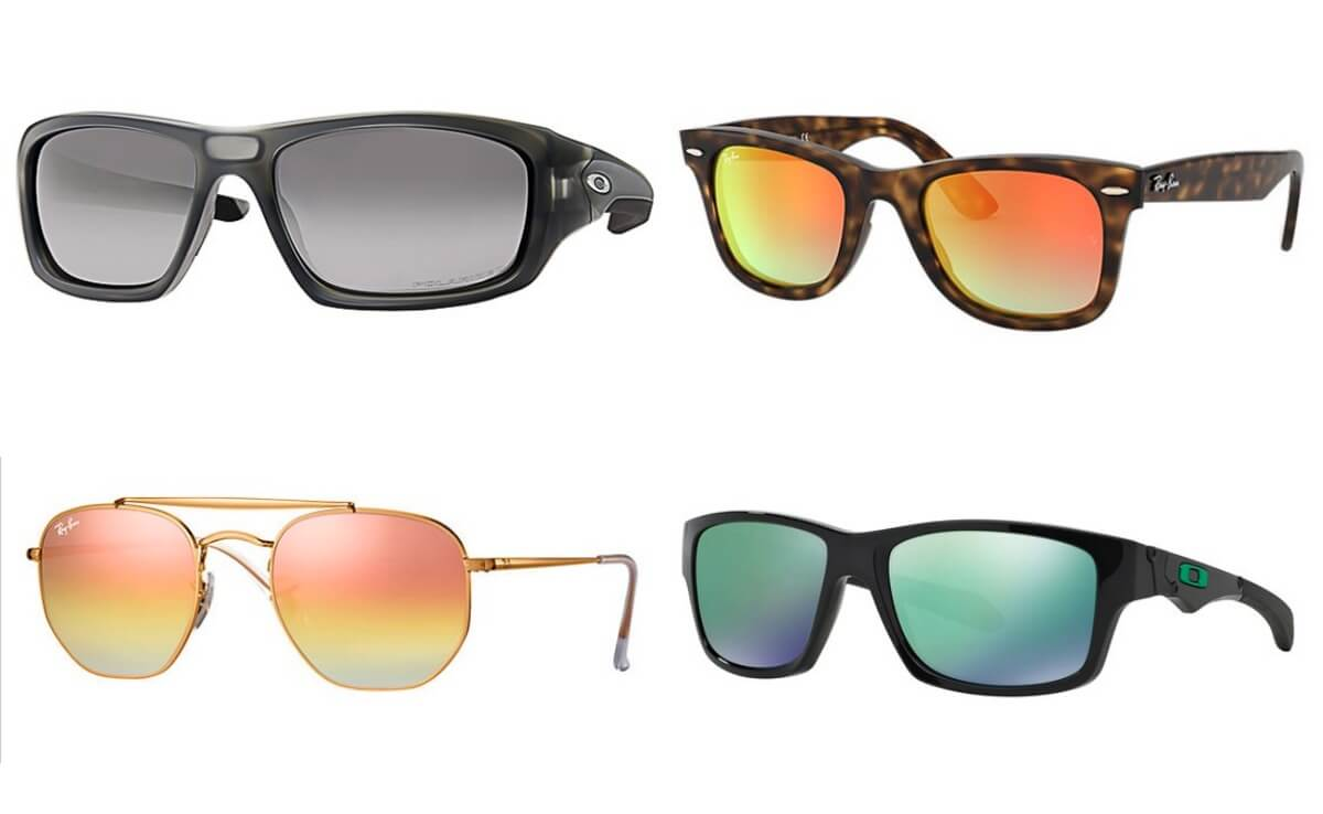 dd565595c0f up to 70% Off Oakley and Rayban Sunglasses at WOOT!