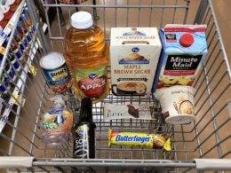 Amanda's Kroger Shopping Trip - Just $7.83 (Over 52% OFF Regular Price)