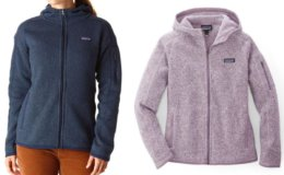 Patagonia Women's Better Sweater Full-Zip Hoodie $78.83 (Reg. $159)