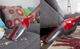 Dirt Devil Quick Flip 8V Cordless Hand Vacuum $19.99 (Reg. $34.99)