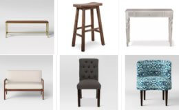 Up to 50% Off Select Target Furniture + Extra 10% Off - Sofas, Tables and More!