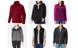 Macy's: Up to 60% Off Columbia Jackets - Starting at $18