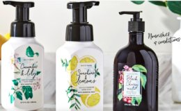 Bath & Body Works Hand Soaps $2.50 Each (Reg. $6.50) + B2G2 FREE Candles