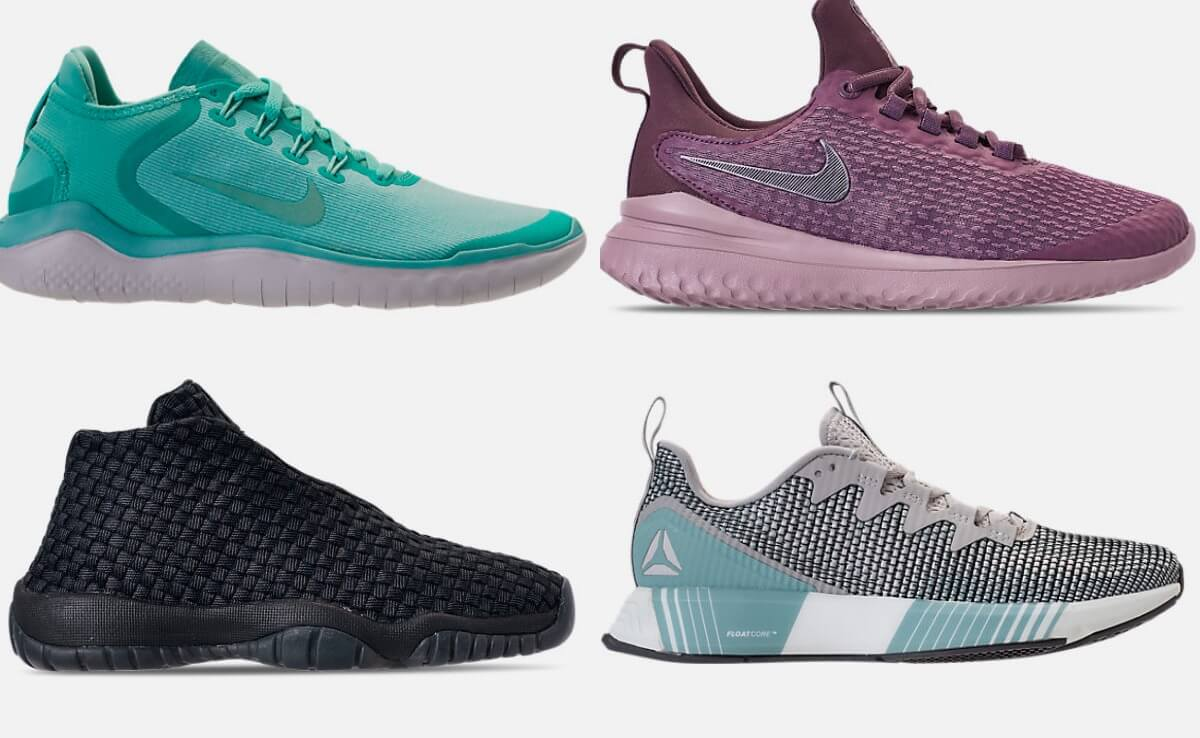graphic regarding Finish Line Printable Coupons named Finishline Much more 50% off Choose Clearance Footwear - Nike