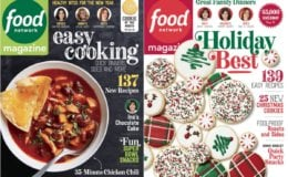 Food Network Magazine For Just $7.95 per Year!