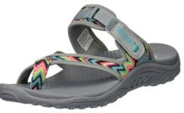 78% Off Skechers Women's Reggae-Zig Swag Flip-Flop Sandals